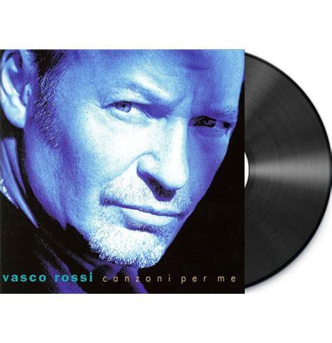 Vasco Vinile by Acquista Vinile Vasco Canzoni Per Me Originale
