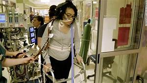 16-year-old walks while on life support at Children's ...
