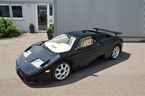 Bugatti veyron car price starts at rs. 2000 Bugatti EB 110 - SUPERSPORT - DAUER   Classic Driver Market