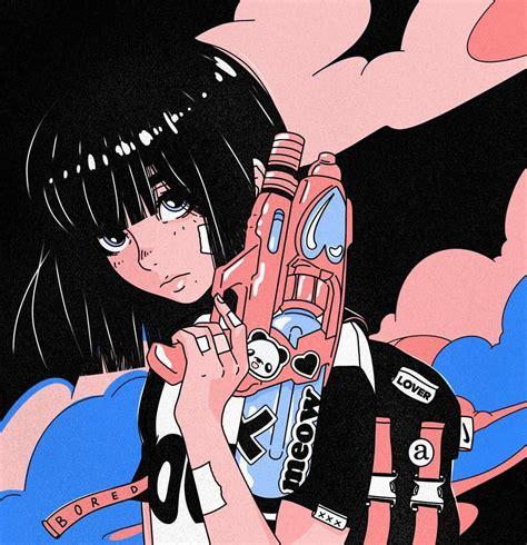 🖤 Grunge Aesthetic Anime Pfp 2021