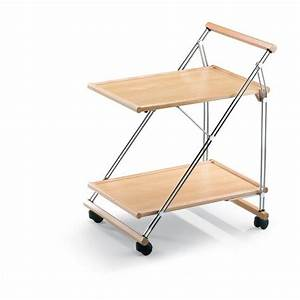 Table Roulante Pliante : table roulante pliante pliofil ~ Dode.kayakingforconservation.com Idées de Décoration