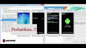 Cara Flash Hp Samsung J5  Sm-j500g  - Sukses