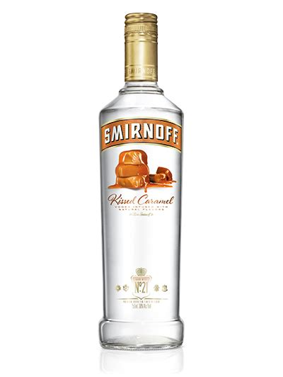 Oh, and you'll never guess just how simple it is to make this. SMIRNOFF CARAMEL VODKA LTR for only $13.99 in online liquor store.