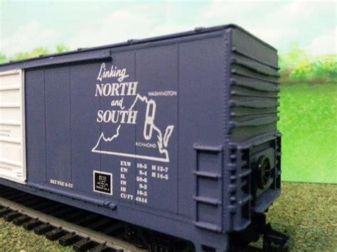 farad box auto tren vagon box car azul r f p esc ho maqueta trenes js