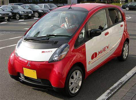 I Miev Mitsubishi by Mitsubishi I Miev