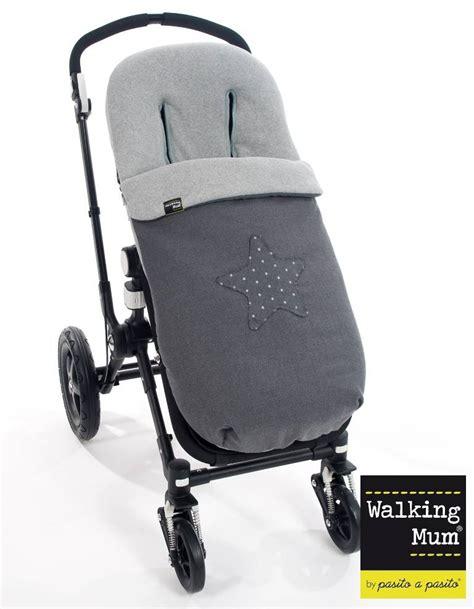 siege auto maclaren walking chancelière poussette universelle gris gaby