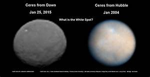 Ceres Shows Mystifying Faces and Perplexing White Spots to ...