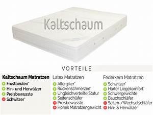 San Remo Heilbronn : federkern oder kaltschaum matratze oder with federkern oder kaltschaum matratze kaltschaum ~ Eleganceandgraceweddings.com Haus und Dekorationen