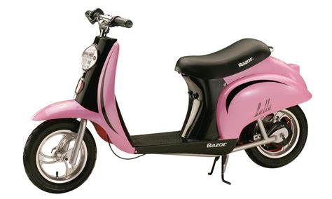 Razor Pink Retro 24v Electric Bike