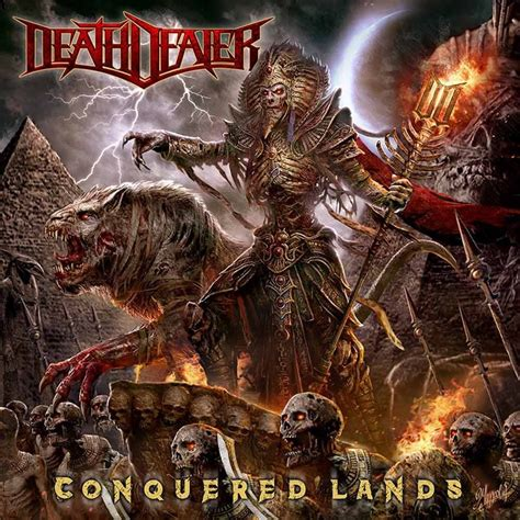 ALBUM REVIEW: Death Dealer – Conquered Lands | Ghost Cult ...