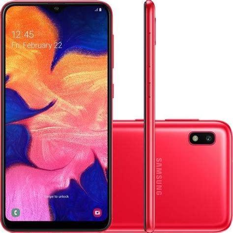 celular samsung galaxy  vermelho original edicao