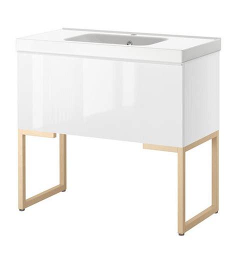Ikea Sink Cabinet Legs by Ikea Bathroom Vanities Hometone