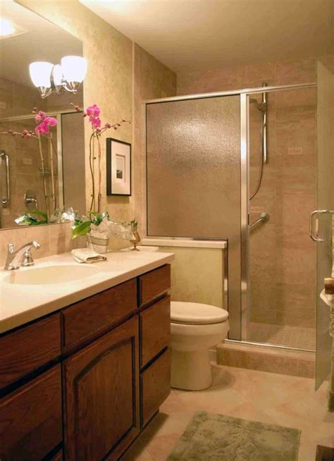 Shower Ideas For Bathroom by Doorless Shower In Small Bathroom Designs For Bathrooms