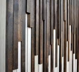 Diy Barnwood Headboard by 25 Best Ideas About Wood Wall Design On Pinterest Hotel