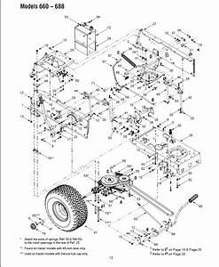 Wiring Diagram  33 Yard Machine Snowblower Parts Diagram