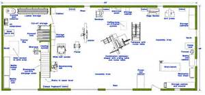 Small Woodworking Shop Layout Plans PDF Online Download