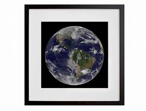 NASA Blue Marble Poster - Pics about space