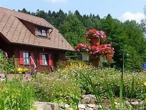 Teich Im Garten : 2 zimmer ferienwohnung im landhaus anja schwarzwald ~ Lizthompson.info Haus und Dekorationen