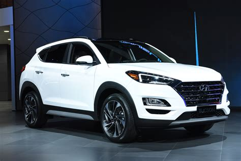 Hyundai Tucson 2019 by Press New York International Auto Show