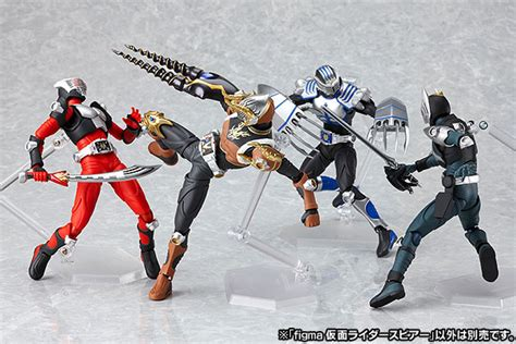 amiami character hobby shop figma kamen rider spear from kamen rider