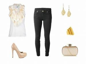 How to Wear It Holiday Party Outfits With Jeans