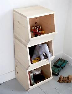 Bac De Rangement Jouet : rangement jouet le guide ultime 24 id es originales meubles pinterest bacs de ~ Teatrodelosmanantiales.com Idées de Décoration