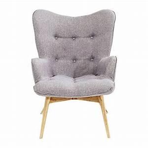 Kare Design Sessel : sessel vicky grau kare design retro stuhl ~ Eleganceandgraceweddings.com Haus und Dekorationen