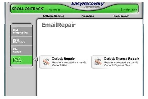 ontrack easyrecovery professional completo baixar gratuito