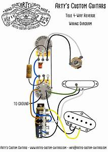 Wiring Harness Telecaster 3