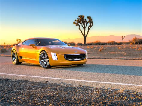 kia gt stinger concept car  catalog