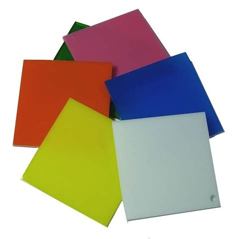 the 25 colored acrylic sheets ideas on