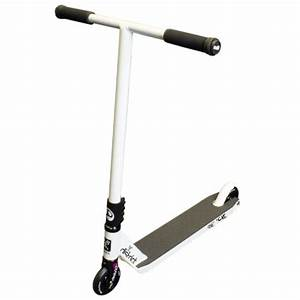 District V4 Pro Custom Scooter White - Custom Freestyle ...