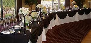 black and white wedding receptions apartment design ideas With black and white wedding ideas reception