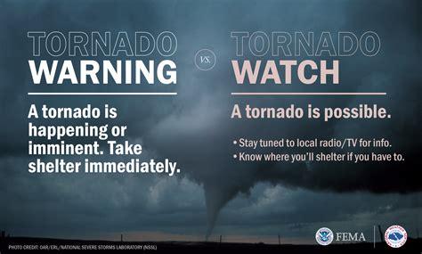 graphic tornado warning  tornado  femagov