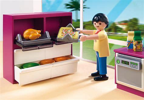 cdiscount cuisine equipee playmobil 5582 cuisine avec îlot achat vente univers