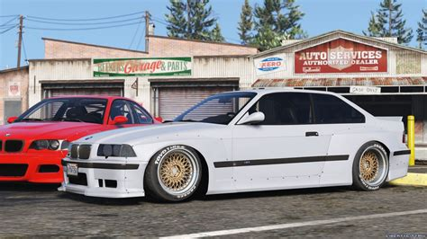 1992 Bmw M3 E36 Pandem Rocket Bunny [replace] 2.0 For Gta 5