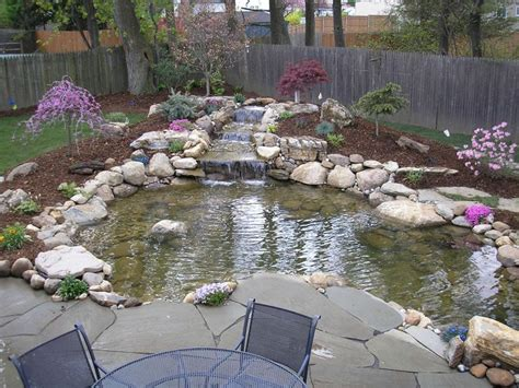 small yard ponds and waterfalls concrete fish ponds construction fish pond u s c s attean me minnows fish pond big fish pond