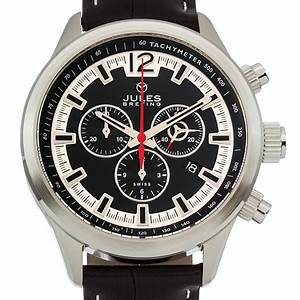 Jules Breting Nostromo, men's Swiss chronograph, 45mm with ...