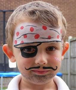30 Cool Face Painting Ideas For Kids - Hative