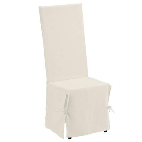 housse de chaise en papier housse de chaise kiabi