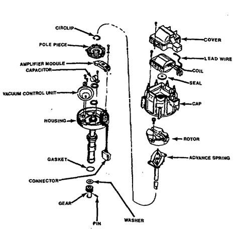 Chevy Hei Distributor Wiring Diagram Volovets Info