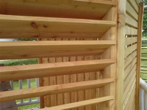 Garten Sichtschutz Holz Lamellen by Sichtschutzzaun Holz Lamellen Denvirdev Info