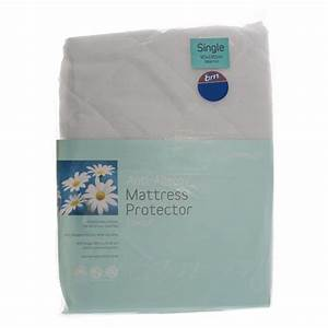 bm gt anti allergy mattress protector single 261938 With best mattress protector for allergies
