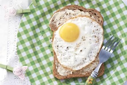 Hoeveel calorieën in gebakken ei