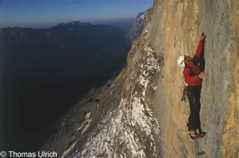 eigersport rote fluh  climbed climbing magazine
