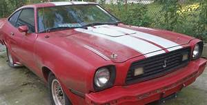 78 Ford Mustang Shelby King Cobra original fair condition car sport vehicle fast - Classic Ford ...