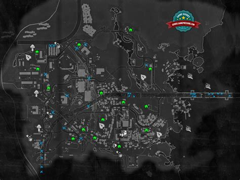 light location map the slums locations dyinglight