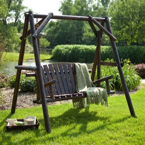 exceptional patio swing set 2 porch swing frame sets