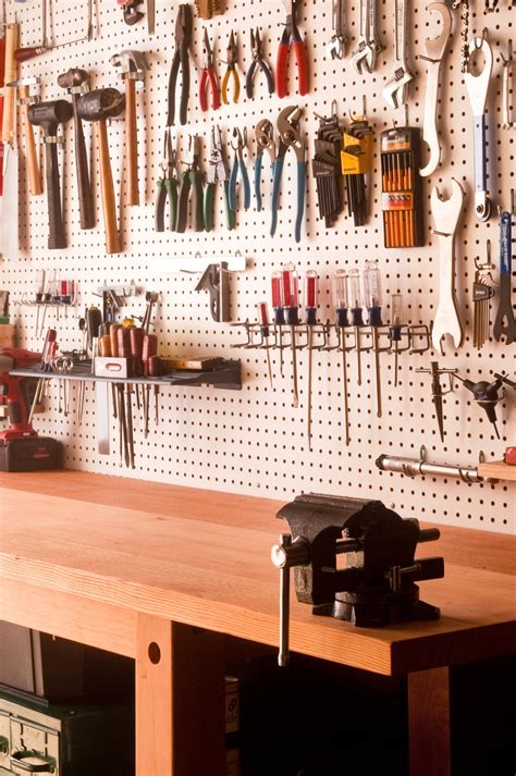 ultimate garage workbench curbly