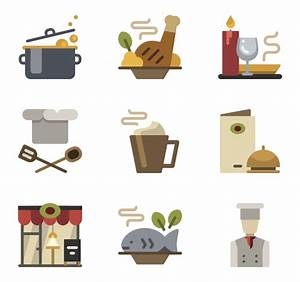 Dinner Icons - 785 free vector icons